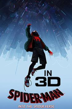 SPIDER-MAN: INTO THE SPIDER-VERSE- 3D (ENGLISH)