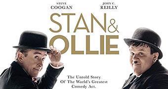 STAN & OLLIE (ENGLISH) -Movie banner