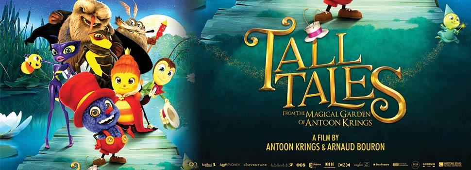 tall tales from the magical garden of antoon krings cast