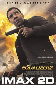 THE EQUALIZER 2 (IMAX-2D)