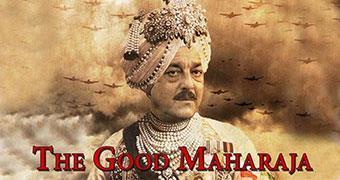 THE GOOD MAHARAJA (HINDI) -Movie banner
