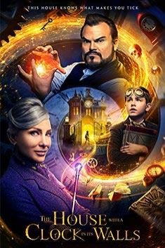 THE HOUSE WITH A CLOCK IN ITS WALLS (ENGLISH)