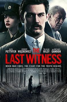 THE LAST WITNESS (ENGLISH)