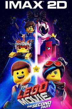 THE LEGO MOVIE 2 THE SECOND PART (IMAX-2D)