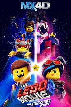 THE LEGO MOVIE 2 THE SECOND PART (MX-4D)