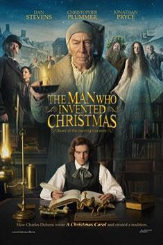 THE MAN WHO INVENTED CHRISTMAS (ENGLISH)