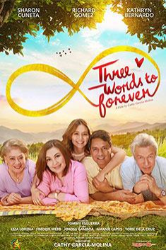 THREE WORDS TO FOREVER (TAGALOG)