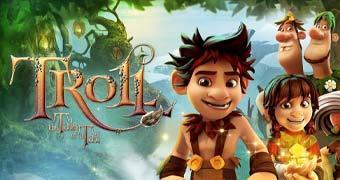 TROLL: THE TALE OF A TAIL (ANIMATION) -Movie banner
